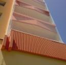 Erkély védő háló